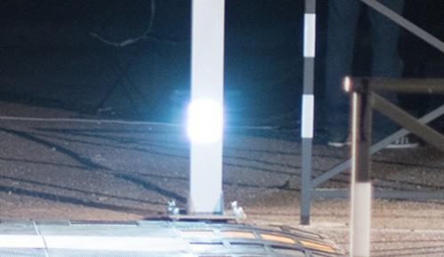 Illuminazione pedoni durante l'attraversamento pedonale
